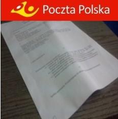 Poczta Polska – jakość usług