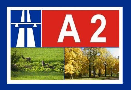 A2 okolice