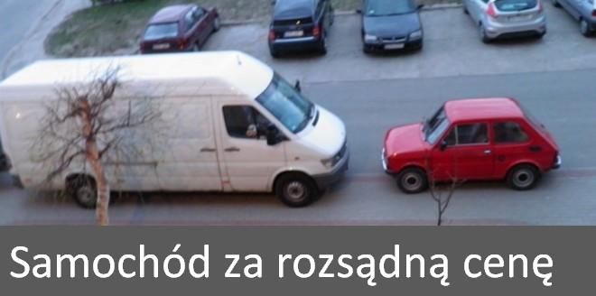 samochód cena
